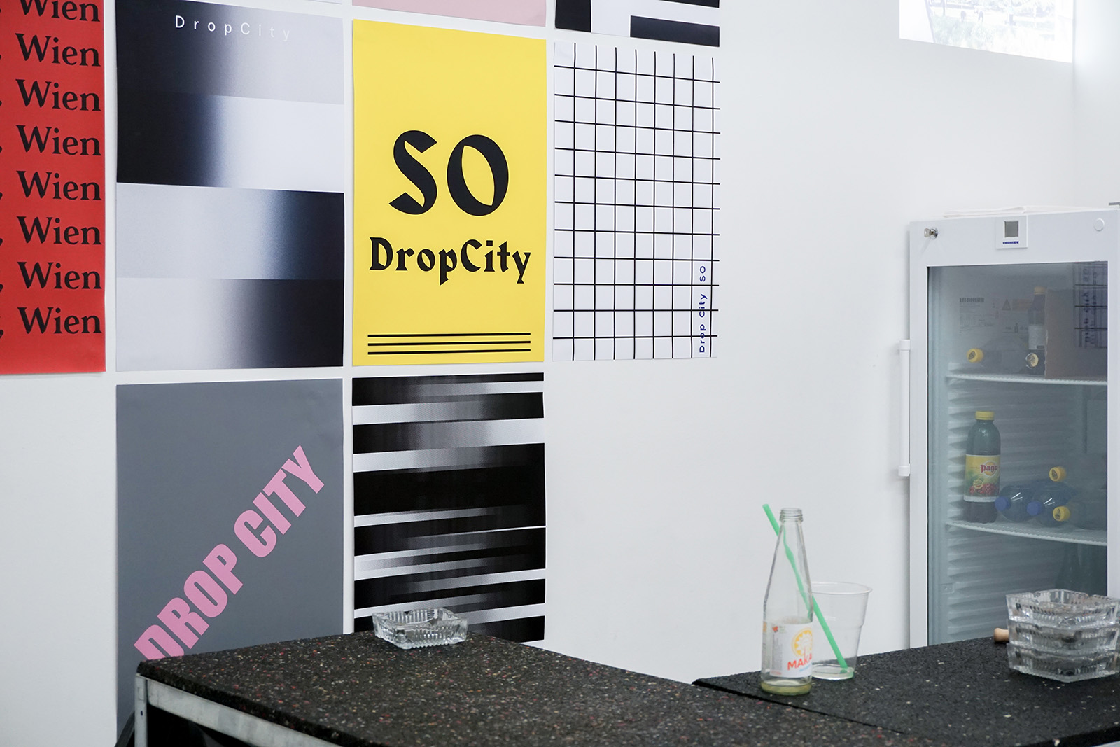Drop City, Antwerp